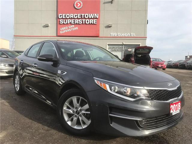 2018 Kia Optima LX HEATED SEATS| ALLOYS| BLUETOOTH| WARRANTY (Stk: DR485) in Georgetown - Image 2 of 26