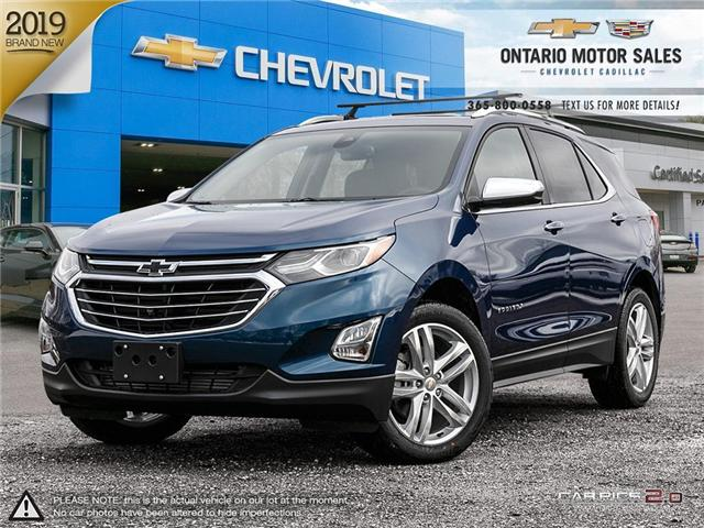 2019 Chevrolet Equinox Premier (Stk: 9213733) in Oshawa - Image 1 of 19