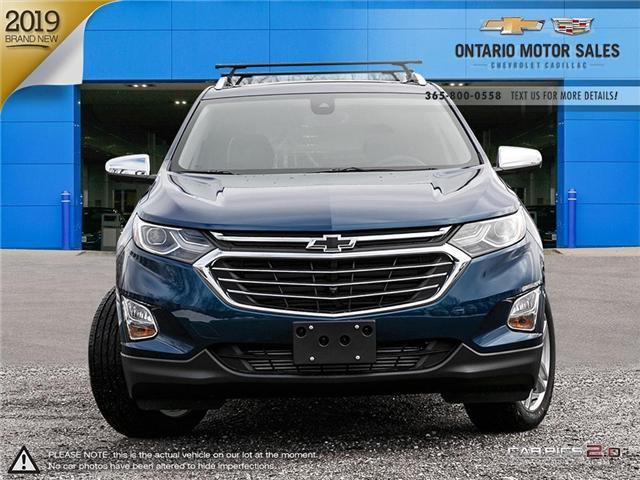 2019 Chevrolet Equinox Premier (Stk: 9213733) in Oshawa - Image 2 of 19