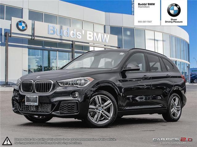 2018 BMW X1 xDrive28i (Stk: T31906P) in Hamilton - Image 1 of 27
