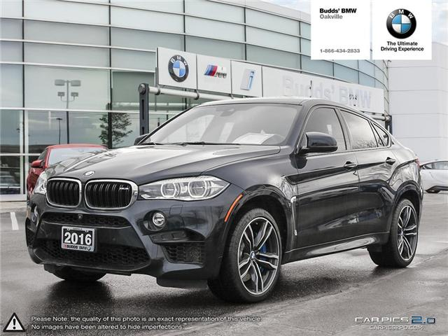 2016 BMW X6 M Base (Stk: DB5488) in Oakville - Image 1 of 25