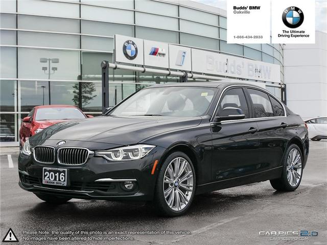 2016 BMW 328i xDrive (Stk: DB5517) in Oakville - Image 1 of 25
