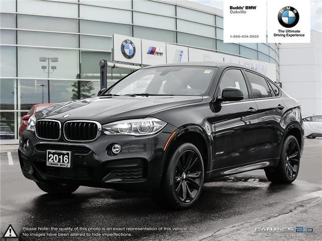 2016 BMW X6 xDrive35i (Stk: DB5508) in Oakville - Image 1 of 22