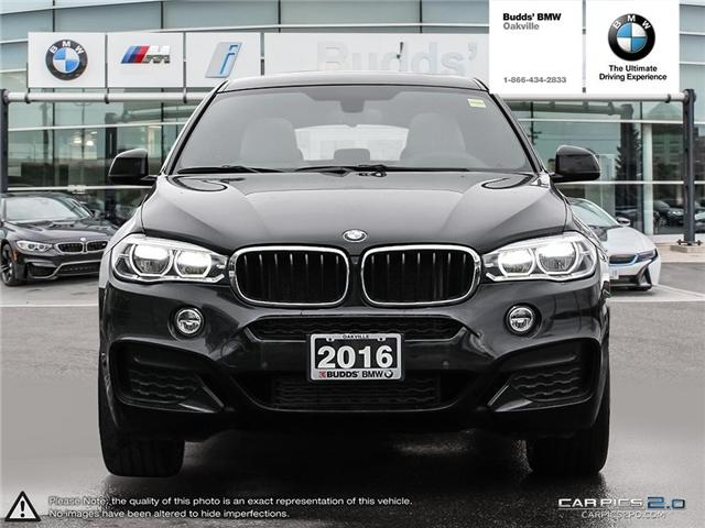 2016 BMW X6 xDrive35i (Stk: DB5508) in Oakville - Image 2 of 22