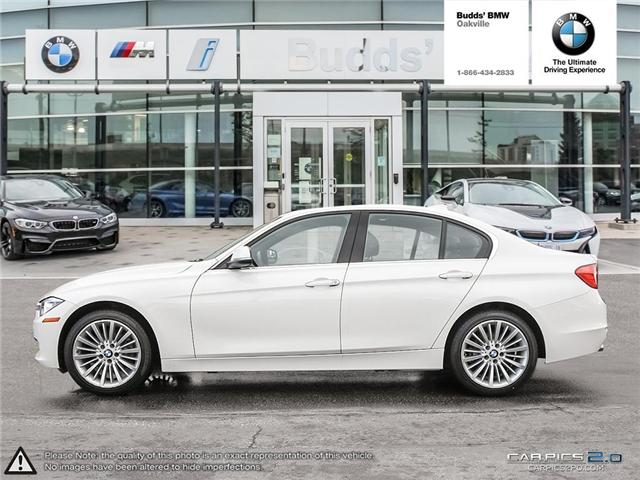 2015 BMW 328i xDrive (Stk: DB5513) in Oakville - Image 2 of 25