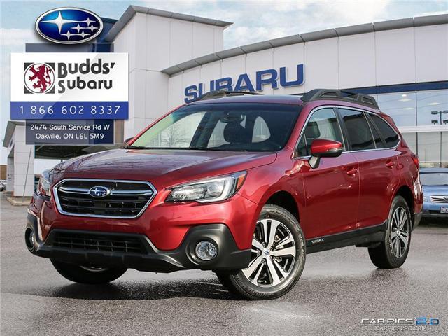 2018 Subaru Outback 2.5i Limited (Stk: O18227R) in Oakville - Image 1 of 28