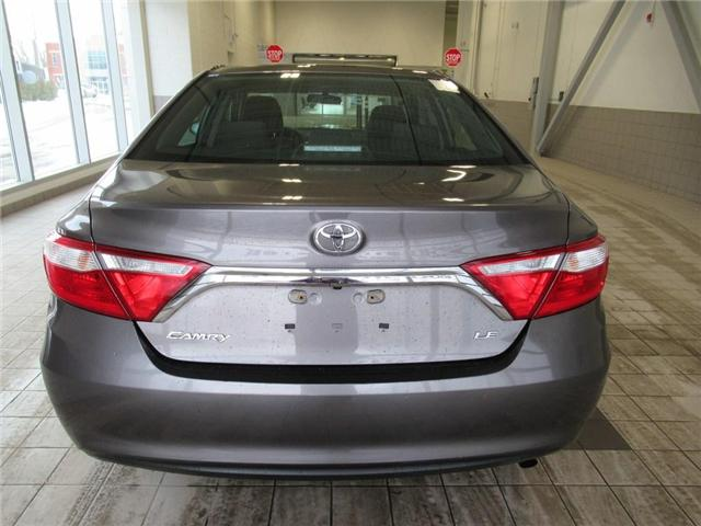 2017 Toyota Camry LE (Stk: 15883A) in Toronto - Image 6 of 12