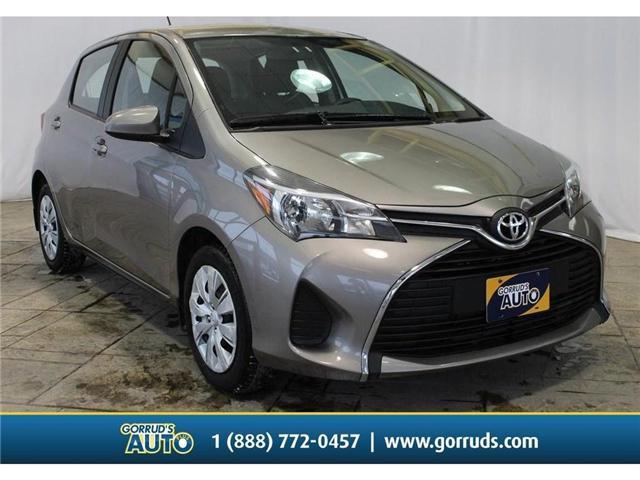 2015 Toyota Yaris LE (Stk: 027058) in Milton - Image 1 of 38