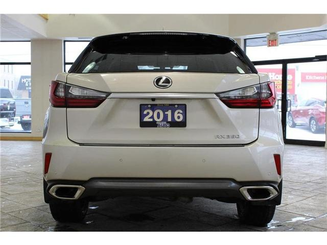 2016 Lexus RX 350 Base (Stk: 037316) in Milton - Image 6 of 46