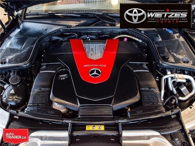 2017 Mercedes-Benz AMG C 43 Base (Stk: U2303) in Vaughan - Image 9 of 24