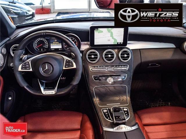 2017 Mercedes-Benz AMG C 43 Base (Stk: U2303) in Vaughan - Image 13 of 24