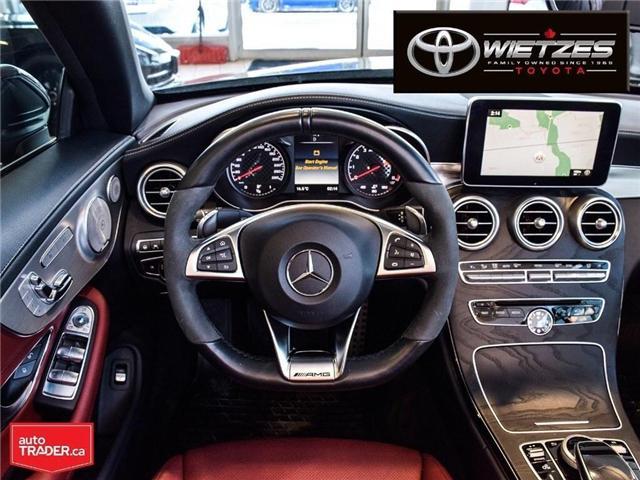 2017 Mercedes-Benz AMG C 43 Base (Stk: U2303) in Vaughan - Image 14 of 24