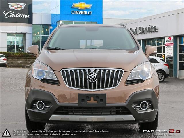 2016 Buick Encore Convenience (Stk: R12153) in Toronto - Image 2 of 27