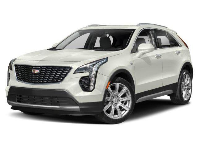 2019 Cadillac XT4  (Stk: 161956) in Milton - Image 1 of 9