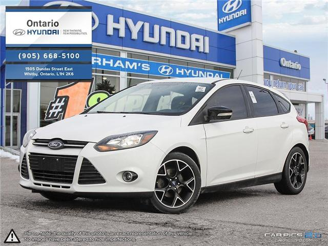 2013 Ford Focus SE / Automatic (Stk: 47390K) in Whitby - Image 1 of 27