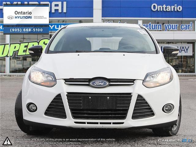 2013 Ford Focus SE / Automatic (Stk: 47390K) in Whitby - Image 2 of 27