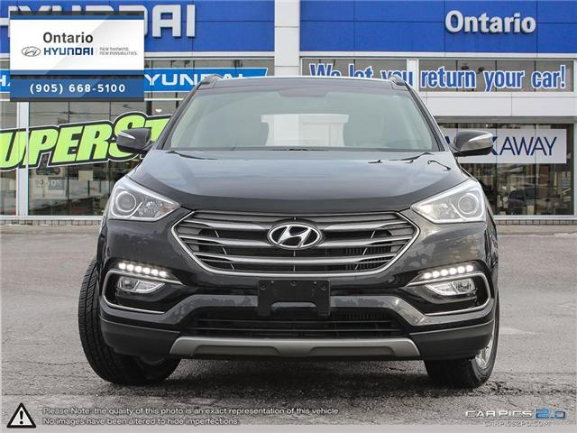 2017 Hyundai Santa Fe Sport 2.0T Limited / Navigation (Stk: 71090K) in Whitby - Image 2 of 27