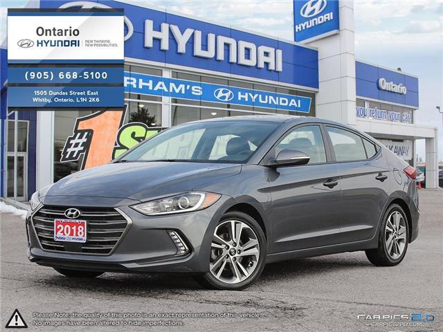 2018 Hyundai Elantra GLS (Stk: 79127K) in Whitby - Image 1 of 27