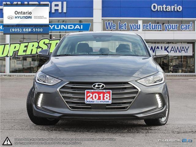 2018 Hyundai Elantra GLS (Stk: 79127K) in Whitby - Image 2 of 27