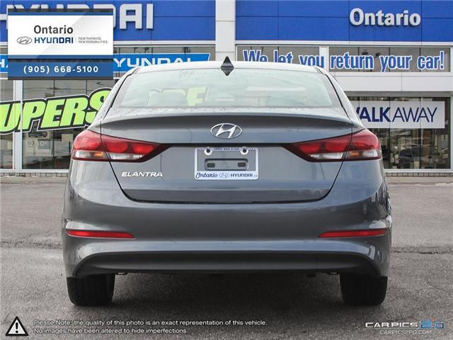 2018 Hyundai Elantra GLS (Stk: 79127K) in Whitby - Image 5 of 27