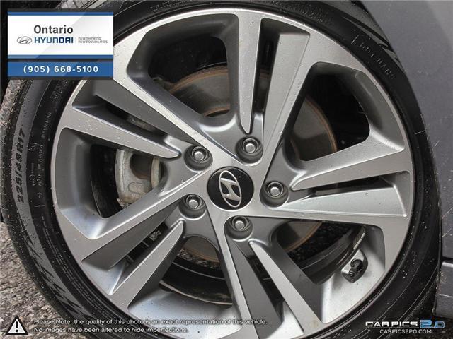 2018 Hyundai Elantra GLS (Stk: 79127K) in Whitby - Image 6 of 27