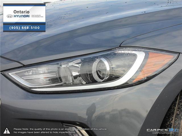 2018 Hyundai Elantra GLS (Stk: 79127K) in Whitby - Image 10 of 27