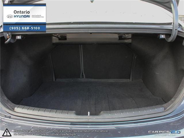 2018 Hyundai Elantra GLS (Stk: 79127K) in Whitby - Image 11 of 27