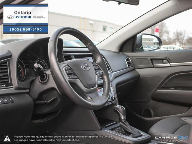 2018 Hyundai Elantra GLS (Stk: 79127K) in Whitby - Image 13 of 27