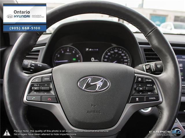2018 Hyundai Elantra GLS (Stk: 79127K) in Whitby - Image 14 of 27