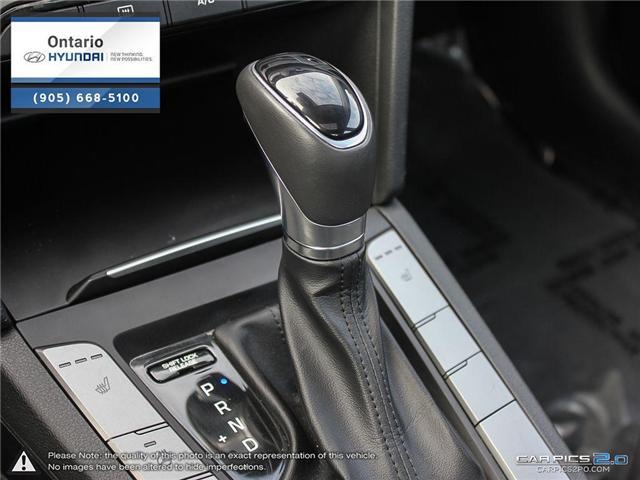 2018 Hyundai Elantra GLS (Stk: 79127K) in Whitby - Image 19 of 27