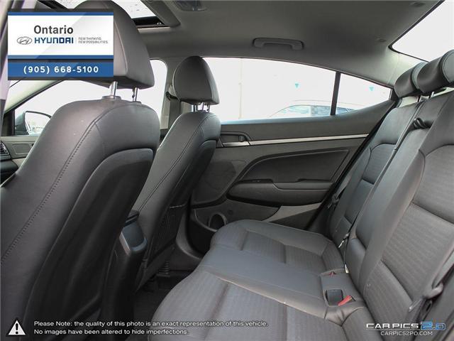 2018 Hyundai Elantra GLS (Stk: 79127K) in Whitby - Image 25 of 27