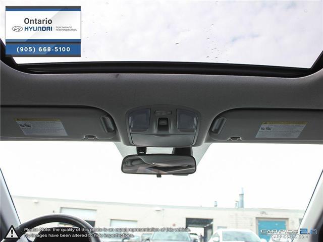 2018 Hyundai Elantra GLS (Stk: 79127K) in Whitby - Image 27 of 27