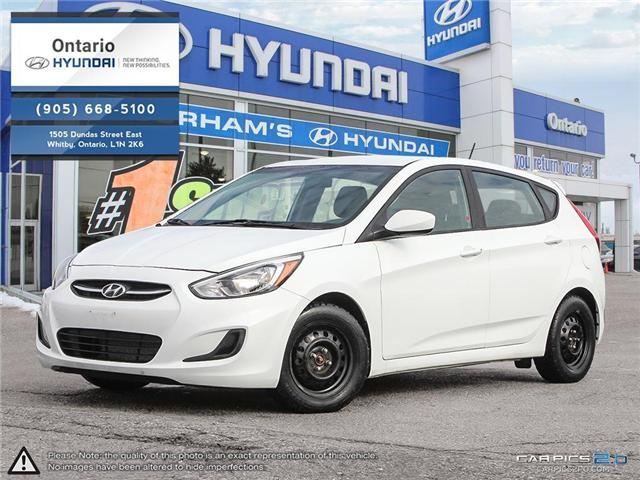 2016 Hyundai Accent GL / Automatic (Stk: 87684K) in Whitby - Image 1 of 27