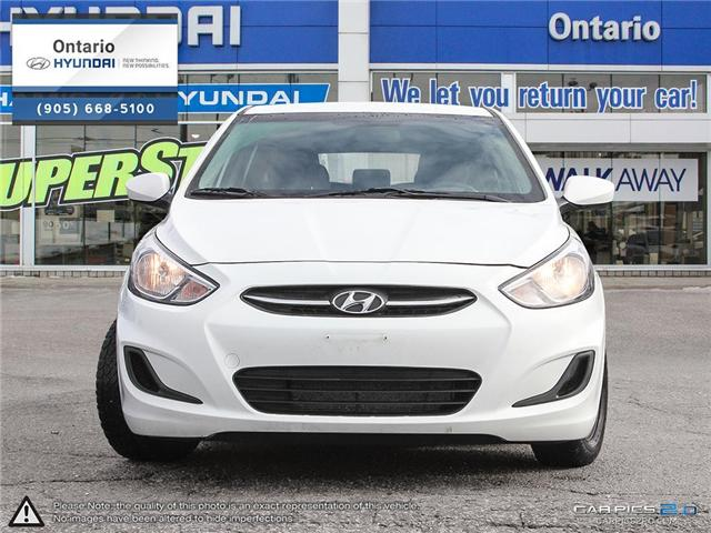 2016 Hyundai Accent GL / Automatic (Stk: 87684K) in Whitby - Image 2 of 27