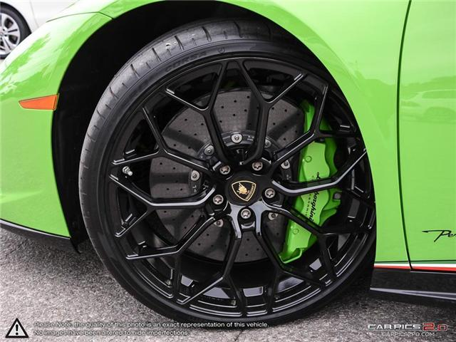 2018 Lamborghini Huracan Performante | AWD | V10 | 640 hp @ 8000 rpm | MAX (Stk: 18MSX572) in Mississauga - Image 6 of 29