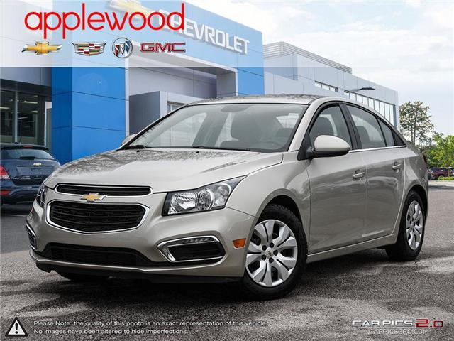 2015 Chevrolet Cruze 1LT (Stk: 5489P) in Mississauga - Image 1 of 27