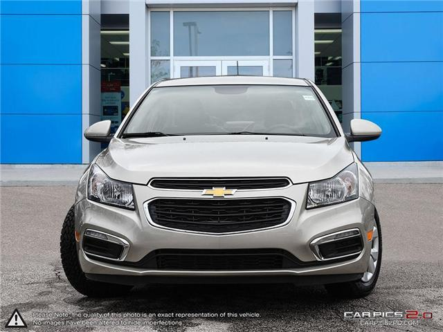 2015 Chevrolet Cruze 1LT (Stk: 5489P) in Mississauga - Image 2 of 27