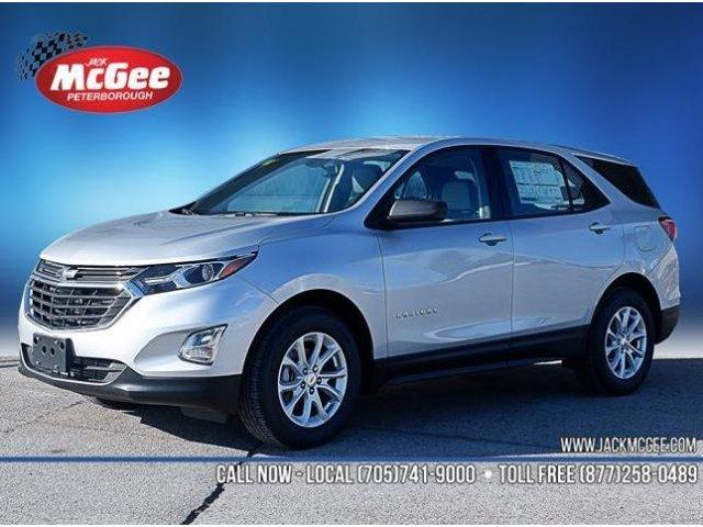 2019 Chevrolet Equinox LS (Stk: 19314) in Peterborough - Image 1 of 3