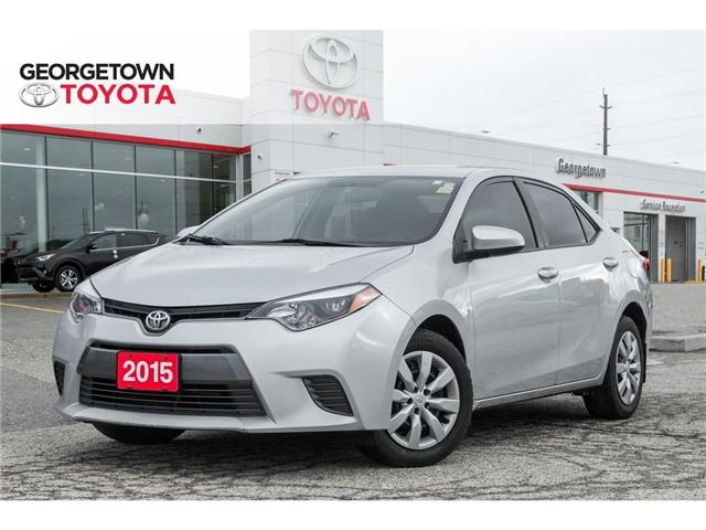 2015 Toyota Corolla  (Stk: 15-33087) in Georgetown - Image 1 of 18