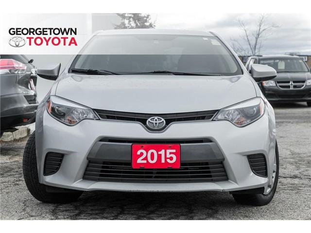 2015 Toyota Corolla  (Stk: 15-33087) in Georgetown - Image 2 of 18
