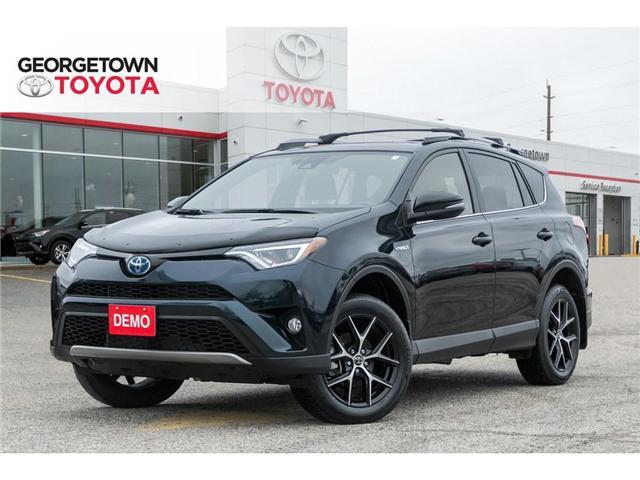 2018 Toyota RAV4 Hybrid  (Stk: 8RH830) in Georgetown - Image 1 of 20