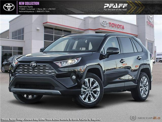 2019 Toyota RAV4 AWD Limited (Stk: H19252) in Orangeville - Image 1 of 24