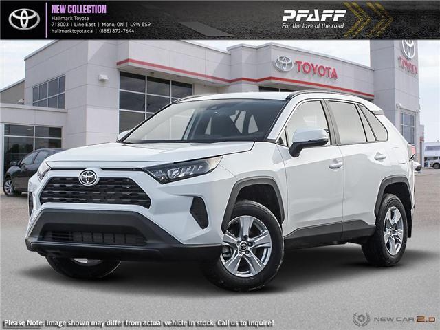 2019 Toyota RAV4 AWD LE (Stk: H19256) in Orangeville - Image 1 of 24
