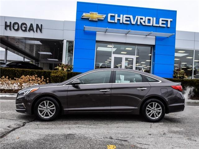 2016 Hyundai Sonata  (Stk: W2430542) in Scarborough - Image 2 of 26