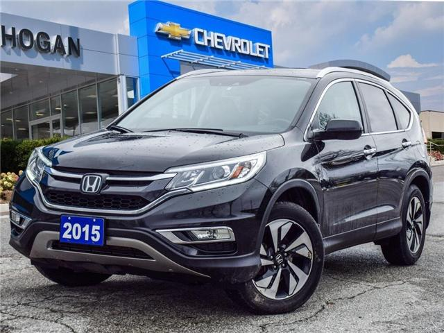 2015 Honda CR-V Touring (Stk: WU807634) in Scarborough - Image 1 of 28