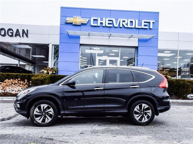 2015 Honda CR-V Touring (Stk: WU807634) in Scarborough - Image 2 of 28