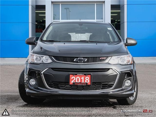 2018 Chevrolet Sonic LT Auto (Stk: 7995A) in Mississauga - Image 2 of 27