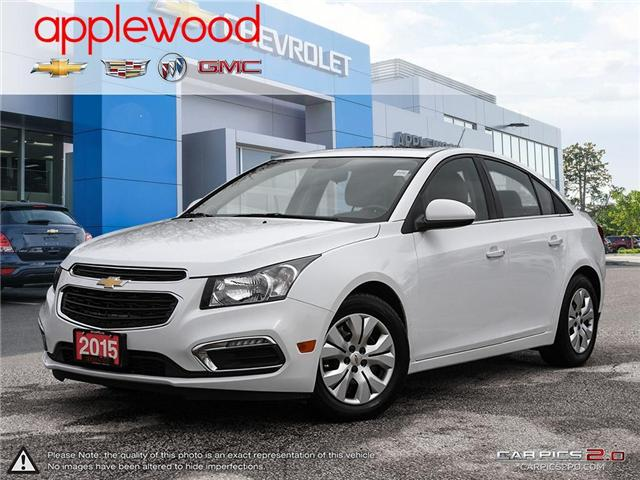 2015 Chevrolet Cruze 1LT (Stk: 5524P1) in Mississauga - Image 1 of 27