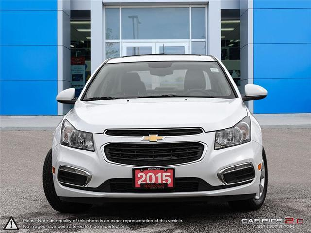 2015 Chevrolet Cruze 1LT (Stk: 5524P1) in Mississauga - Image 2 of 27