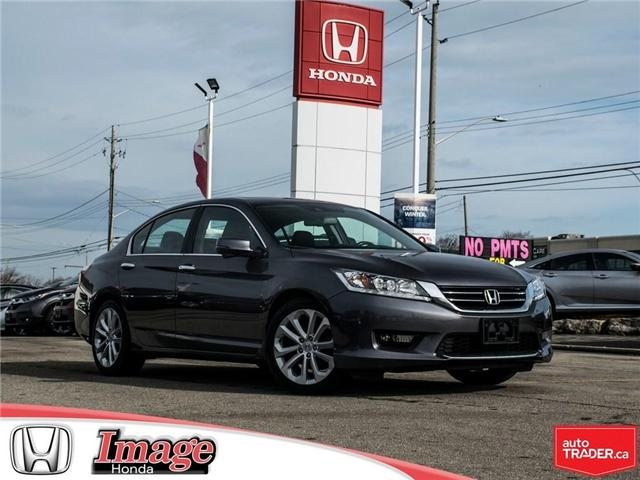 2014 Honda Accord Touring (Stk: OE4251) in Hamilton - Image 1 of 19